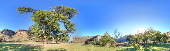 Drakensberge Südafrika II