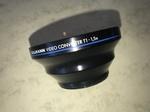 23. Cullmann Video Converter T1 1,5x (77mm Objektivdurchmesser)